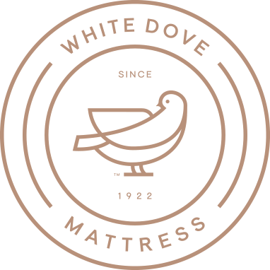 White Dove Mattress Logo
